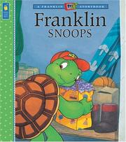 Cover of: Franklin Snoops (A Franklin TV Storybook)