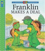 Cover of: Franklin Makes a Deal (A Franklin TV Storybook)