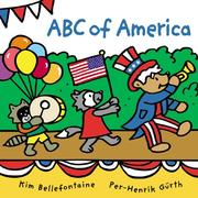 Cover of: ABC of America | Kim Bellefontaine