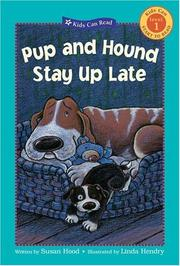Cover of: Pup and Hound Stay Up Late