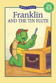 Cover of: Franklin and the Tin Flute