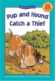 Cover of: Pup and Hound Catch a Thief