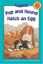 Cover of: Pup and Hound Hatch an Egg