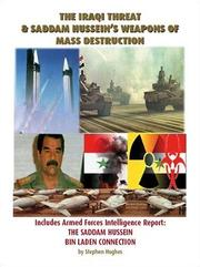 Cover of: The Iraqi Threat and Saddam Hussein