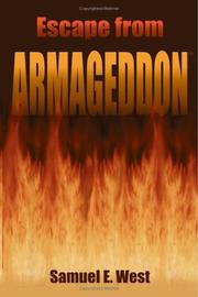 Cover of: Escape from Armageddon | Samuel E. West