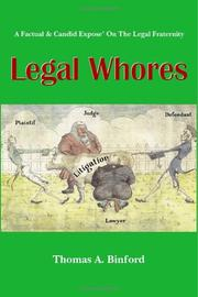 Cover of: Legal Whores