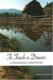 Cover of: To Touch a Dream