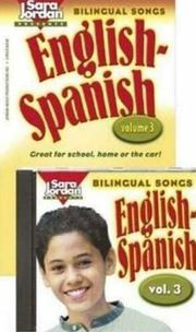 Cover of: Bilingual Songs