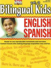 Cover of: Bilingual Kids