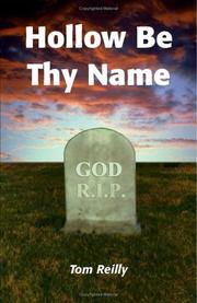 Cover of: Hollow Be Thy Name