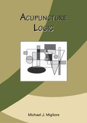 Cover of: Acupuncture Logic
