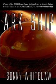 Cover of: Ark Ship