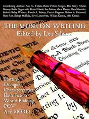 Cover of: The Muse on Writing