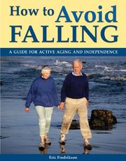 How to avoid falling by Eric Fredrikson