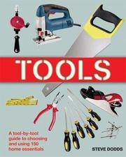 Cover of: Tools | Steve Dodds