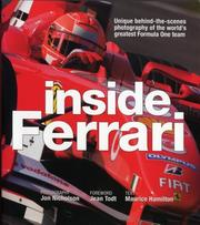 Cover of: Inside Ferrari | Maurice Hamilton