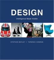Cover of: Design | Stephen Bayley, Terence Conran