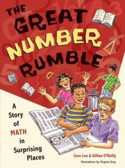 Cover of: The Great Number Rumble | Cora Lee