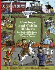 Cover of: Cowboys and Coffin-Makers | Laurie Coulter