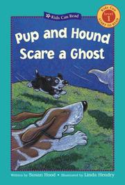 Cover of: Pup and Hound Scare a Ghost