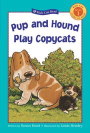 Cover of: Pup and Hound Play Copycats