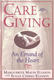 Cover of: Caregiving
