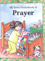 Cover of: My Jesus pocketbook of prayer