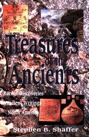 Cover of: Treasures of the Ancients