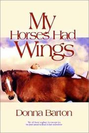 Cover of: My Horses Had Wings