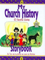 Cover of: My Church History Storybook | Laura Lee Rostrom