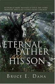 Cover of: The Eternal Father and His Son