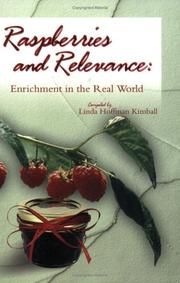 Cover of: Raspberries and Relevance