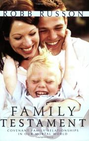 Cover of: Family Testament