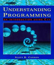 Cover of: Understanding Programming