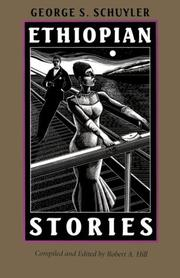 Cover of: Ethiopian Stories (Northeastern Library of Black Literature)