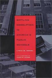 Cover of: Battling Corruption in America