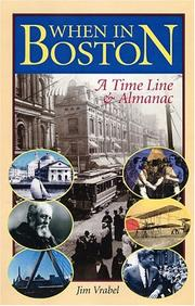 Cover of: When in Boston by Jim Vrabel