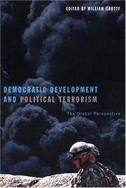 Cover of: Democratic Development and Political Terrorism |