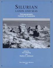 Cover of: Silurian Lands and Seas |