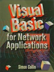 Cover of: Visual Basic for network applications
