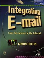 Cover of: Integrating E-Mail