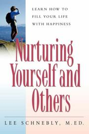 Nurturing yourself and others