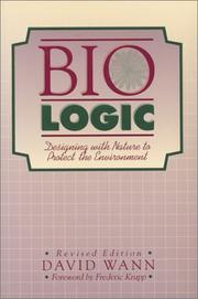 Biologic by David Wann