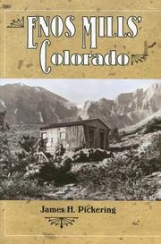 Cover of: Enos Mills' Colorado