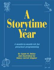 Cover of: storytime year | Susan M. Dailey