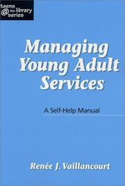 Cover of: Managing young adult services
