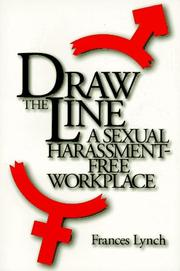 Cover of: Draw the line