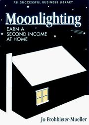 Cover of: Moonlighting