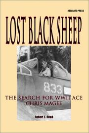 Cover of: Lost Black Sheep | Robert T. Reed