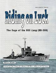Cover of: Riding on luck | Rex A. Knight